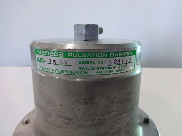 YAMADA PULSATION DAMPER AD-25 SV