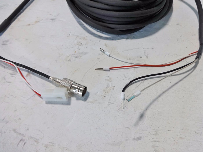 VAN LONDON ORP ELECTRODE 19B6649K-2BT W/ CABLE 2010730-20