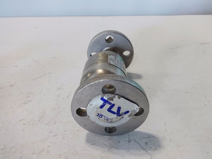 "TLV 1/2"" FLANGED STEAM TRAP SS3N-10"