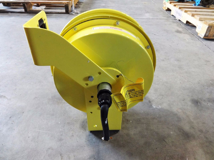 ERICSON 5000 SERIES 20FT CABLE REEL #5103-20