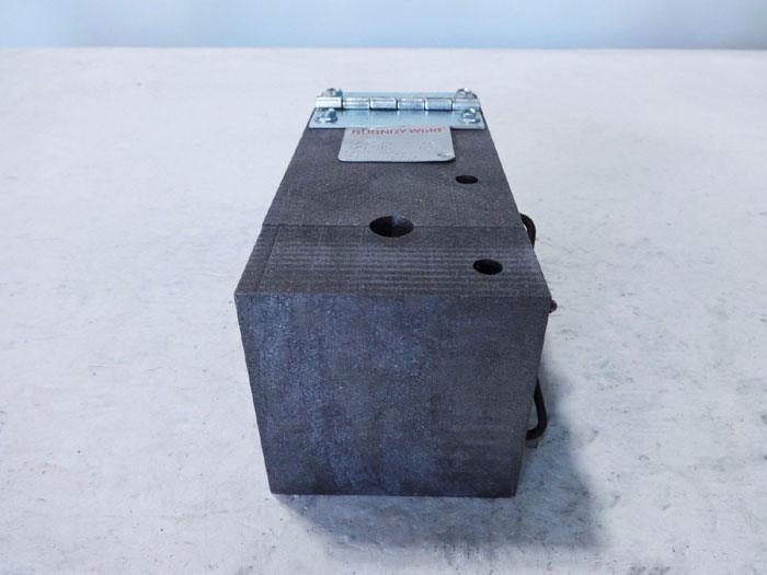 BURNDY WELD MOLD CONNECTOR TYPE# BCC-11 MOLD B-2707 ITEM# 10047930