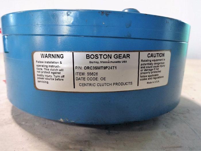 BOSTON GEAR / CENTRIC OVERLOAD RELEASE CLUTCH PART# ORC3SMT9P24T1  ITEM# 55626