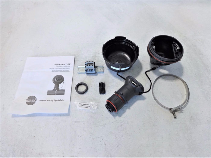 THERMON TERMINATOR DP NON-METALLIC POWER CONNECTION KIT 27600