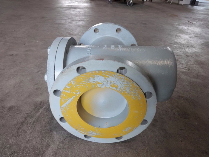 "SURE FLOW 6"" 150# WCB FLANGED BASKET STRAINER BF 150C"