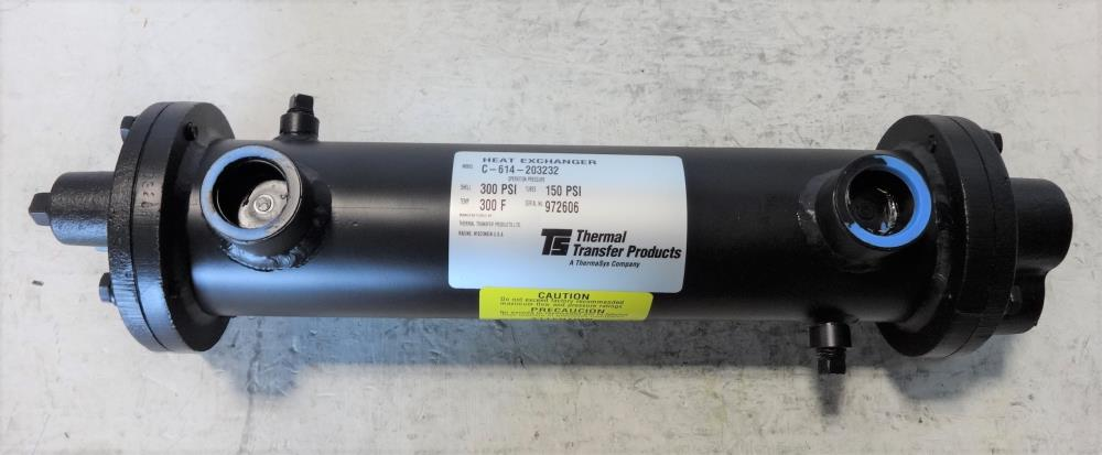 THERMAL TRANSFER PRODUCTS HEAT EXCHANGER C-614-203232