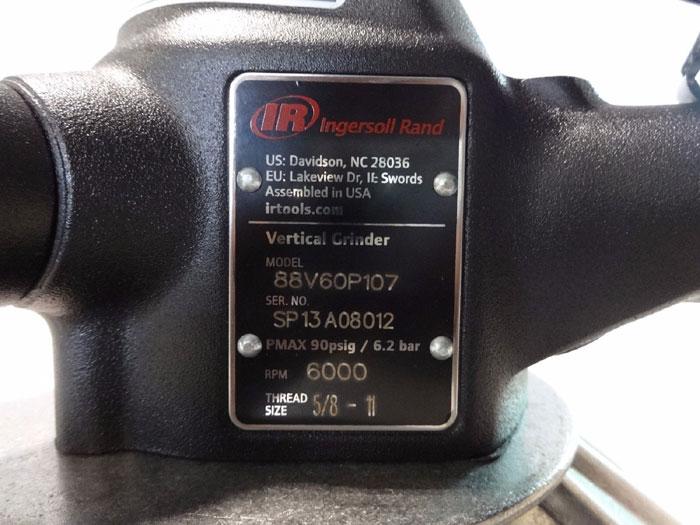 INGERSOLL RAND VERTICAL GRINDER 88V60P107