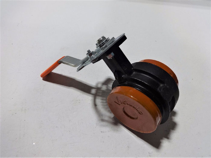 """VICTAULIC SERIES 300MS 4"""" MASTERSEAL BUTTERFLY VALVE V040761ST2"""