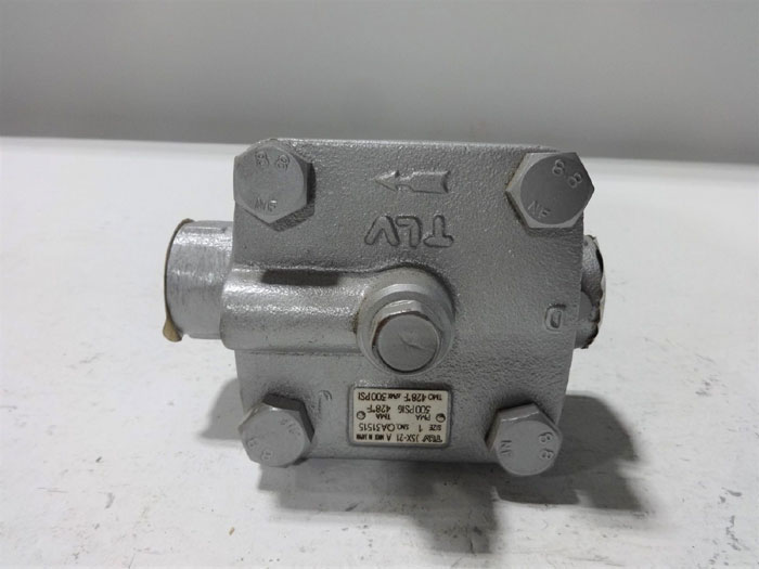 "TLV 3/4"" FREE FLOAT STEAM TRAP 13X"