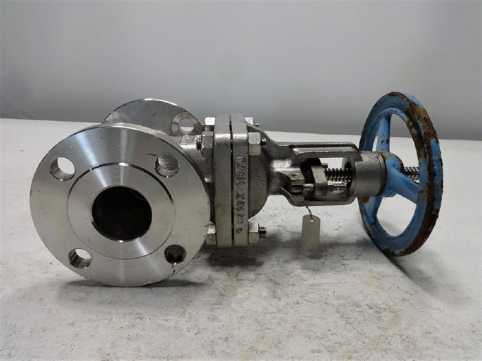 "OIC 2"" 150# CF8M GATE VALVE - FIG# S 151"