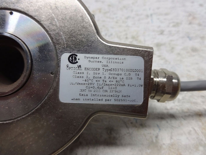 DYNAPAR NORTHSTAR HAZARDOUS DUTY ENCODER