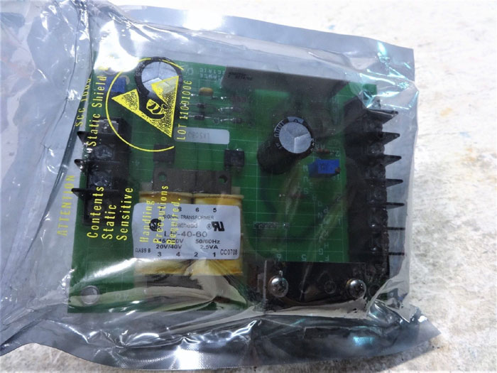 RELIANCE ELECTRIC CONTROLLER CARD 0-55325-8