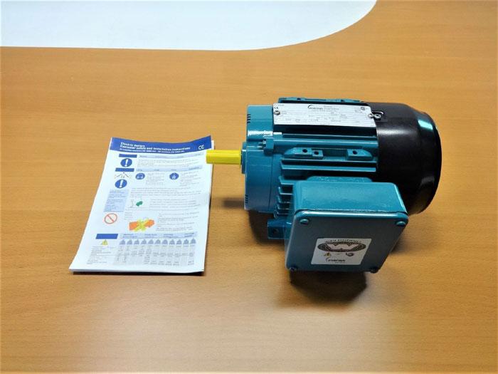 INVENSYS BROOK CROMPTON 0.33 HP AC MOTOR