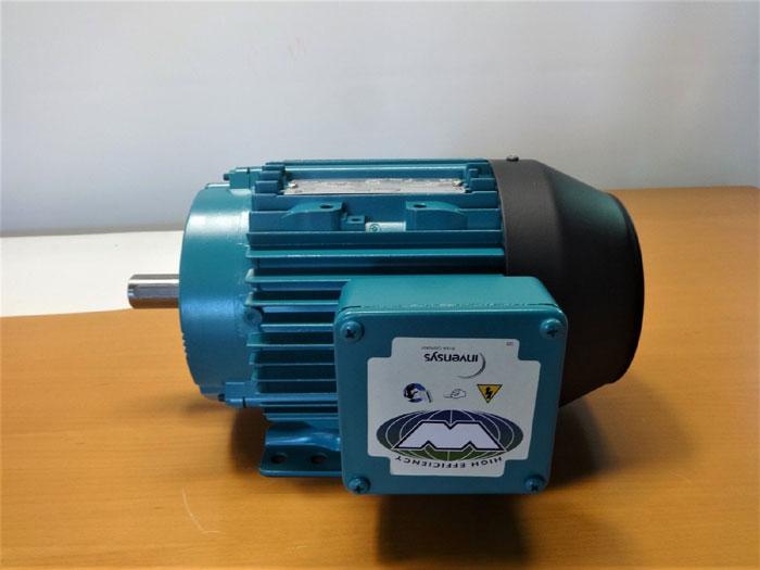INVENSYS BROOK CROMPTON 2 HP AC MOTOR
