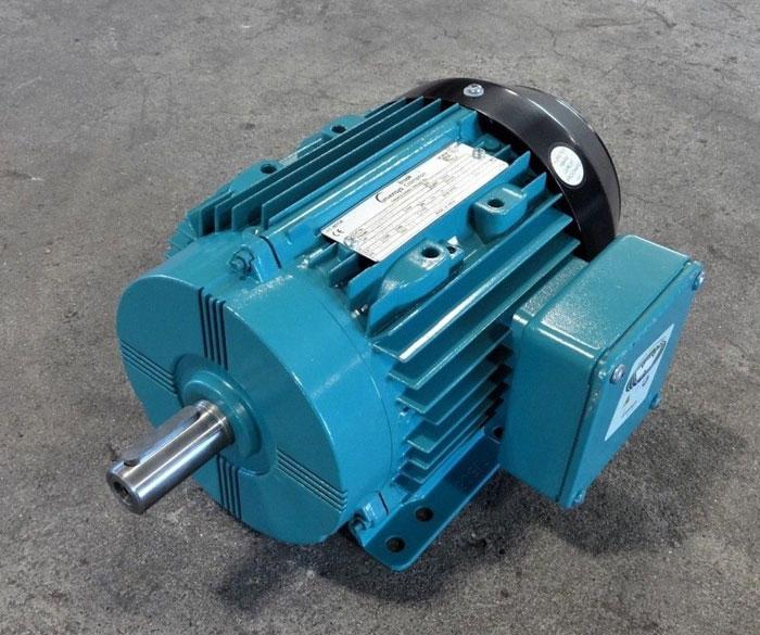 INVENSYS BROOK CROMPTON 1.50 HP AC MOTOR 5927206WA-00