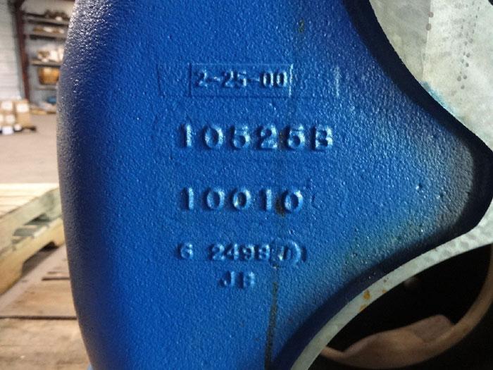 GORMAN-RUPP VOLUTE PUMP CASING 10525B