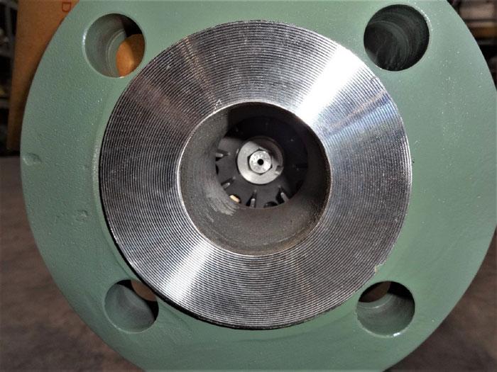 NIKKISO SUNSTRAND SUNDYNE CANNED MOTOR PUMP HN21C-R3NHT-01D1