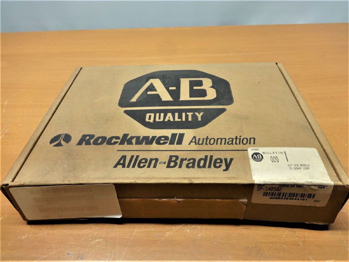 ALLEN BRADLEY KIT SCR MODULE 75- 125HP 1336, CAT# SP-140582