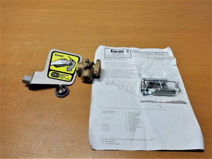 ENCON VALVE EXTENSION RETROFIT KIT 0152515