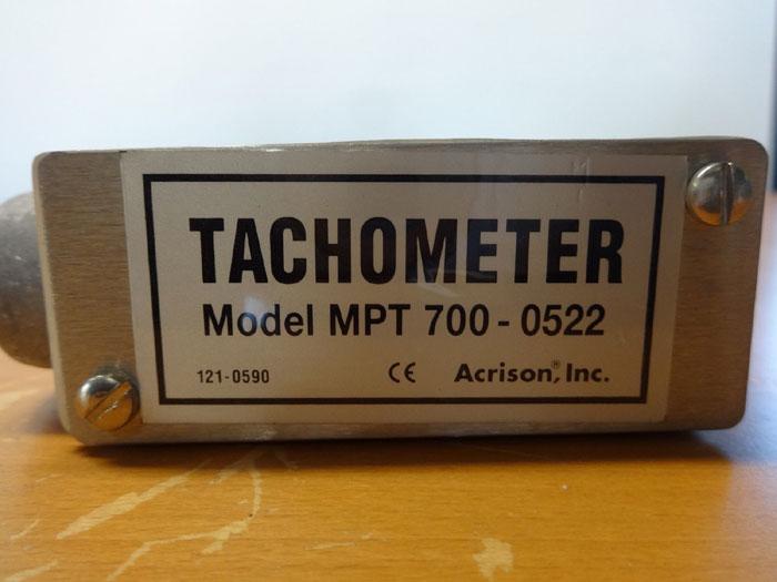 ACRISON WORM REDUCER GEAR DRIVE TMQ220-15-3-56C, PART# 207-1031
