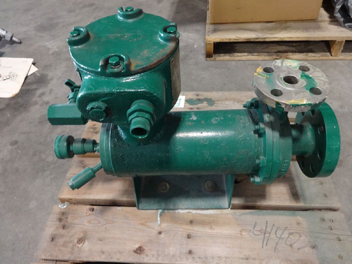 NIKKISO CANNED MOTOR PUMP H21B-A2CHT-02D1