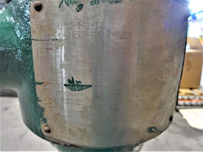 NIKKISO CANNED MOTOR PUMP H21B-A2CHT-02D1