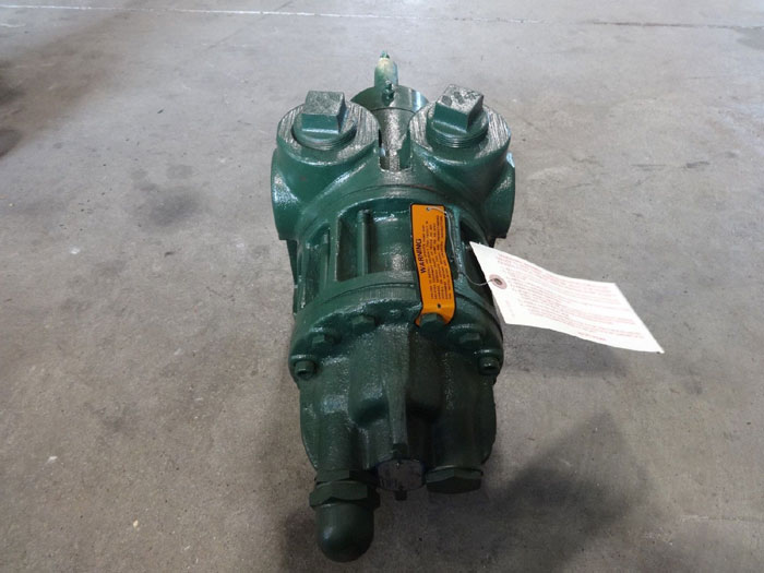 ROPER PUMP FIG# 2 F 35, TYPE 27, SPEC 4763