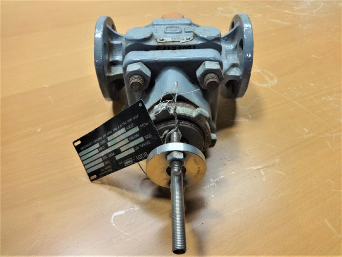 Fisher 1 U0026quot  150  Control Valve Body Type Ed