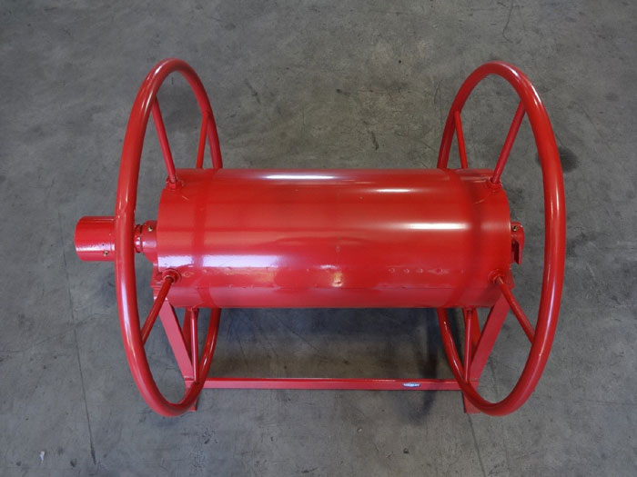 DIXON HOSE REEL, GLOBAL CONTINUOUS FLOW FD47-150-100