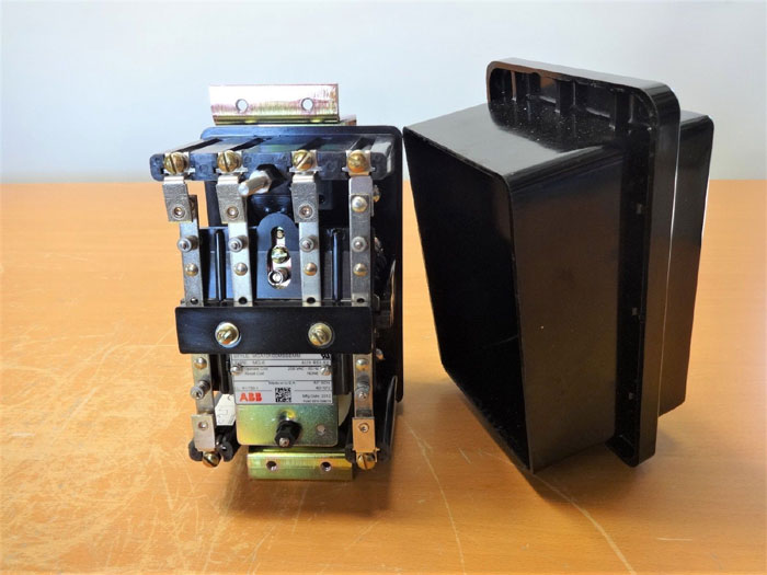 ABB AUXILIARY RELAY TYPE MG-6