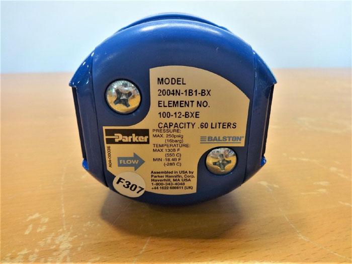 PARKER BALSTON COMPRESSED AIR FILTER 2004N-1B1-BX