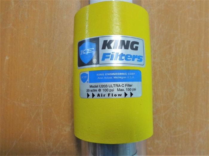 KING FILTERS ULTRA-C FILTER U203