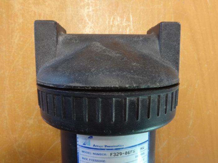 "ARROW PNEUMATICS 3/4"" FILTER F329-06FW"
