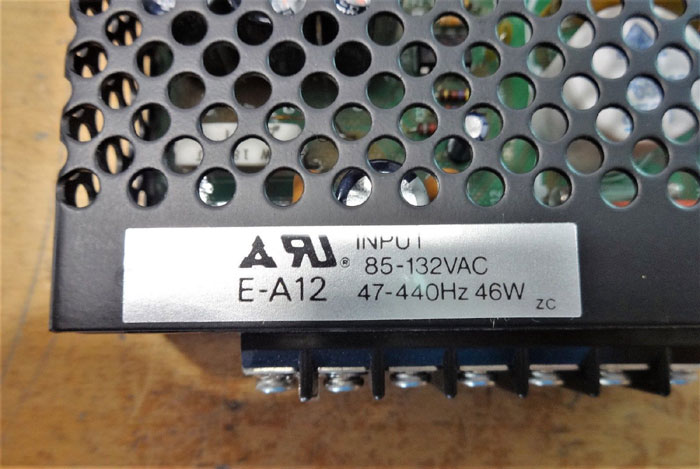 LOT OF (2) MATSUSHITA POWER SUPPLY E-B12, ETU-12E40, 73W & E-A12, ETU-12E23, 46W