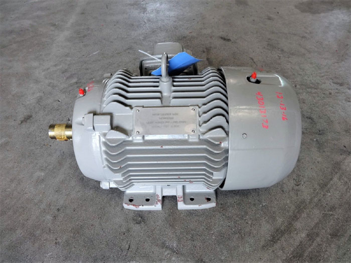 SIEMENS SEVERE DUTY 7.5 HP MOTOR, TYPE SD100 IEEE, PART# 1LE24212AA112AB3-Z
