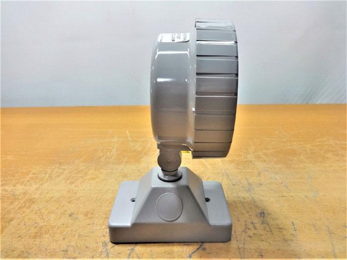 LOT OF (4) LITHONIA LIGHTING ELA NX H1212 REMOTE LAMP 12V/12W, PAR 36 HALOGEN