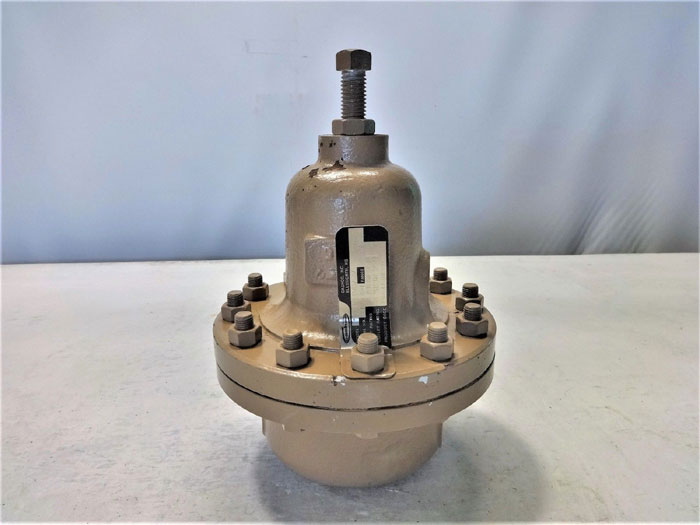 "CASHCO 1"" 123 CS/CS/S3N BACK PRESSURE RELIEF REGULATOR 8B6-5SC7-18000000C"