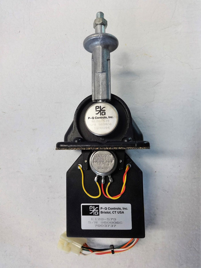 P-Q CONTROLS E120-579 CONTROLLER DRIVE LIFT SWING