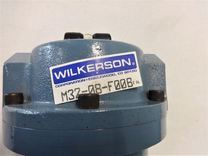 "WILKERSON 1"" NPT COALESCING FILTER M32-08-F00B"