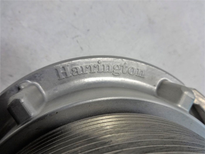 "HARRINGTON AWG STORZ 5"" 125 HYDRANT ADAPTER"