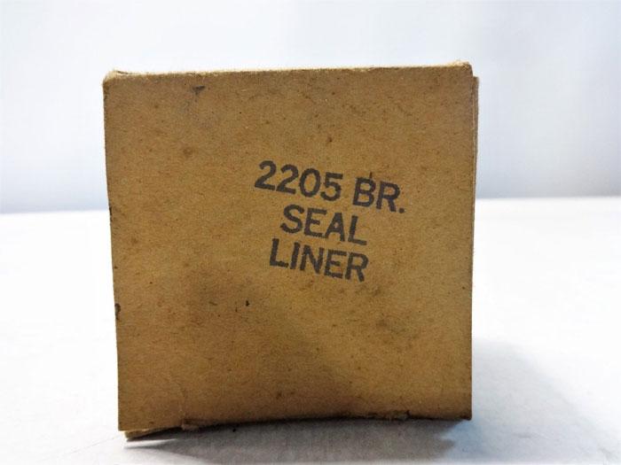LOT OF (5) GORMAN-RUPP SEAL RINGS - 7408BR & 22058R
