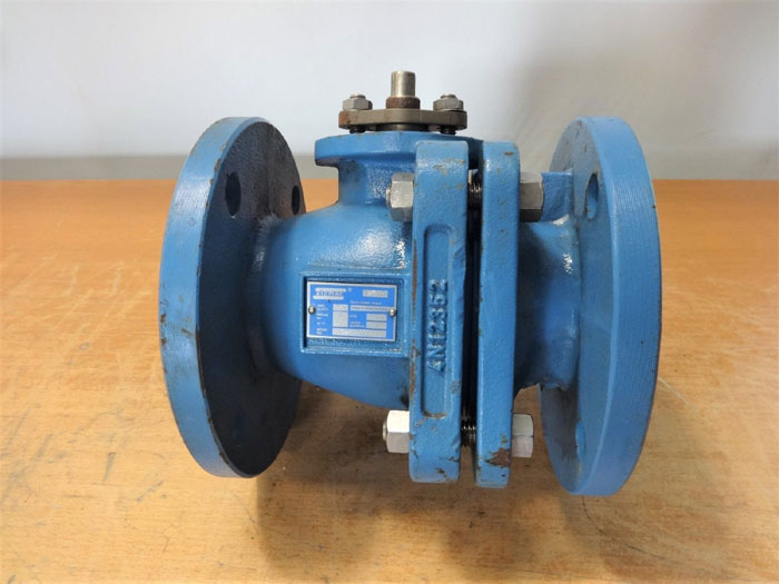"ATOMAC 3"" 150# LINED BALL VALVE, MODEL# AK3 0003868"