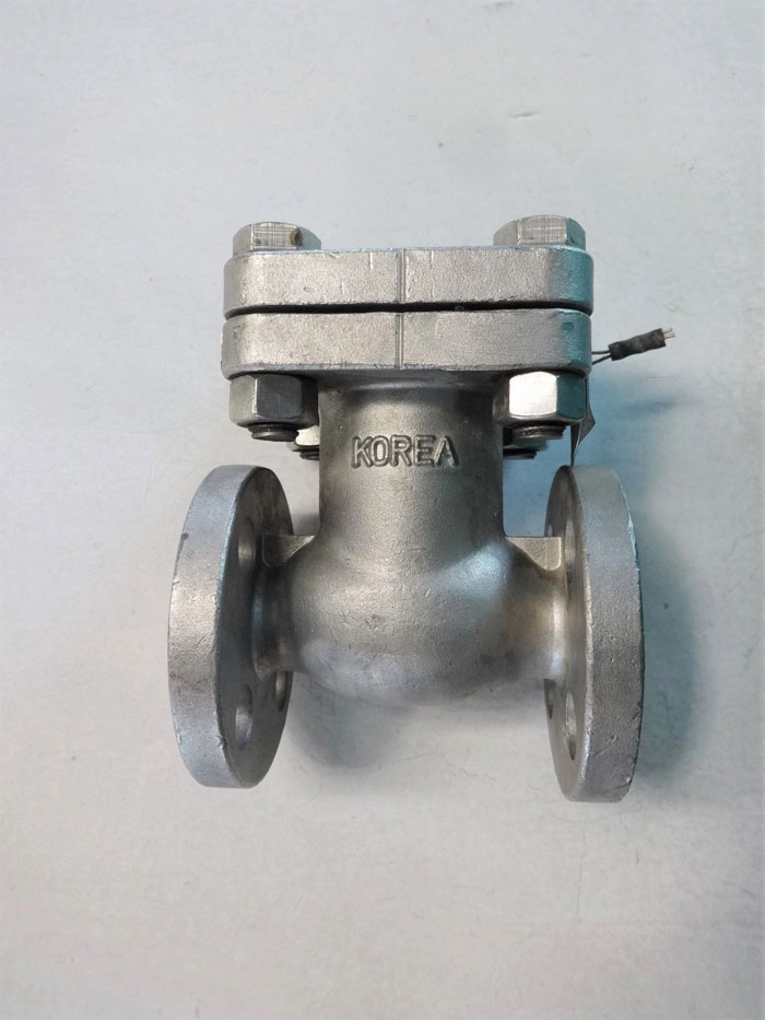 "TY 1/2"" 150# CF8M FLANGED SWING CHECK VALVE, FIG# 103RF0912"