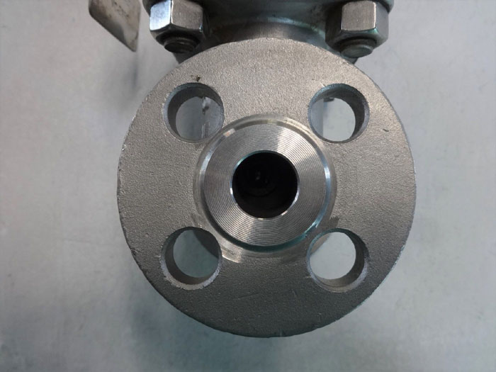 """TY 1/2"""" 150# CF8M FLANGED SWING CHECK VALVE, FIG# 103RF0912"""