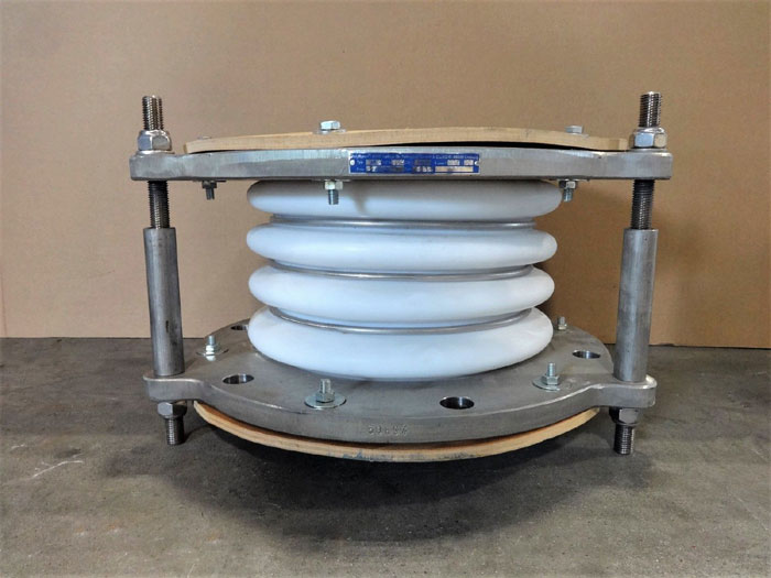 "DR. SCHNABEL GMBH 10"" 150# EXPANSION JOINT, POLYFLURON PTFE BELLOW, TYPE KP4"