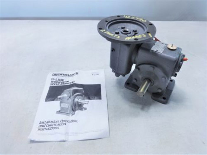 WINSMITH C-LINE WORM GEAR SPEED REDUCER, MODEL# 3MCTD, PART# 003MCTDM1000H0