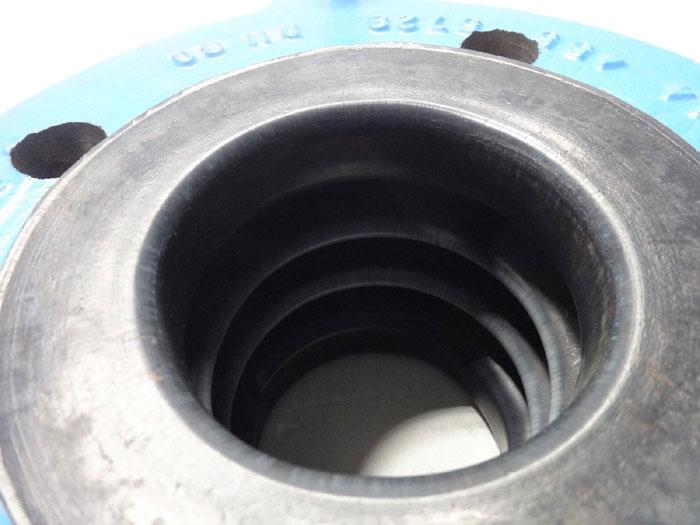 "3"" Expansion Joint, Black PTFE Lined, Carbon Steel Flanges"