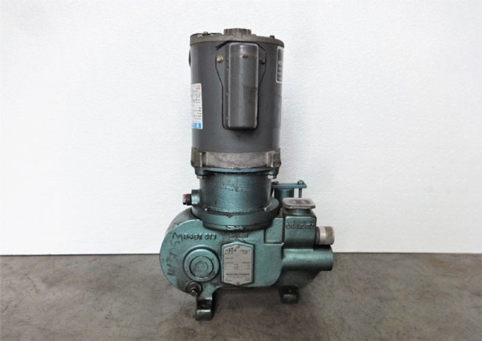 Milton Roy Controlled Volume Pump FR122A117