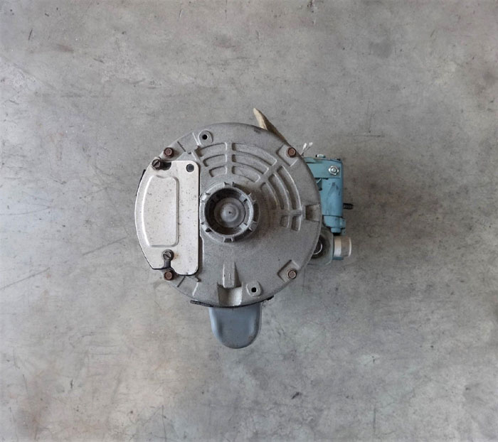 Milton Roy Controlled Volume Pump FR122A117