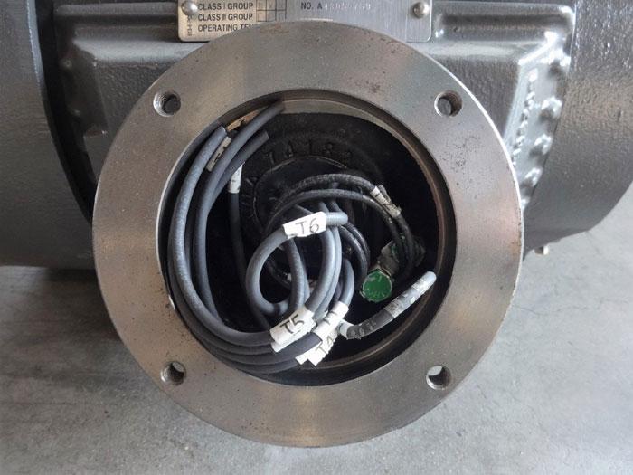 Baldor Reliance Motor EM7670T-I Super-E Severe Duty XEX, P21G4877, 10HP, 1765RPM