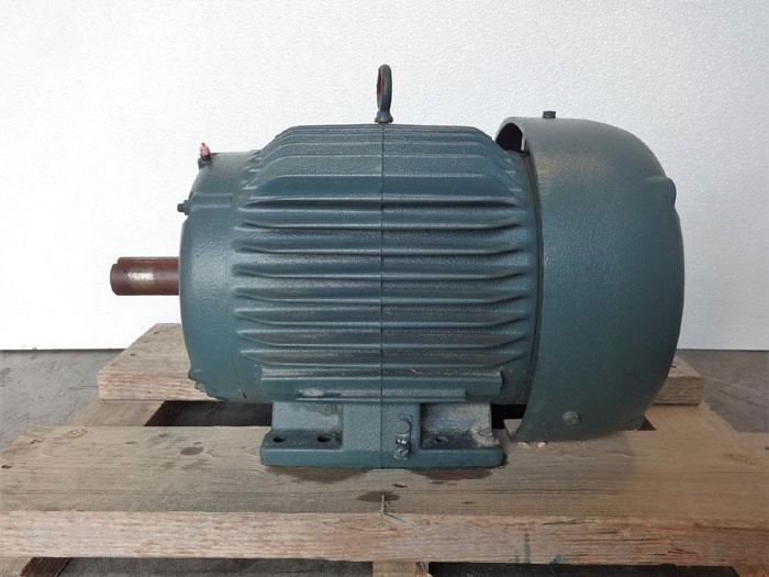 Baldor Reliance Super-E Severe Duty XEX Motor, ECP3769T-4, 07K374Y929G1, 7.5HP